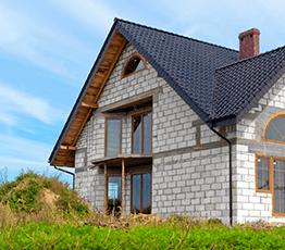 Строительство домов из керамзитоблоков в Сургуте, цены