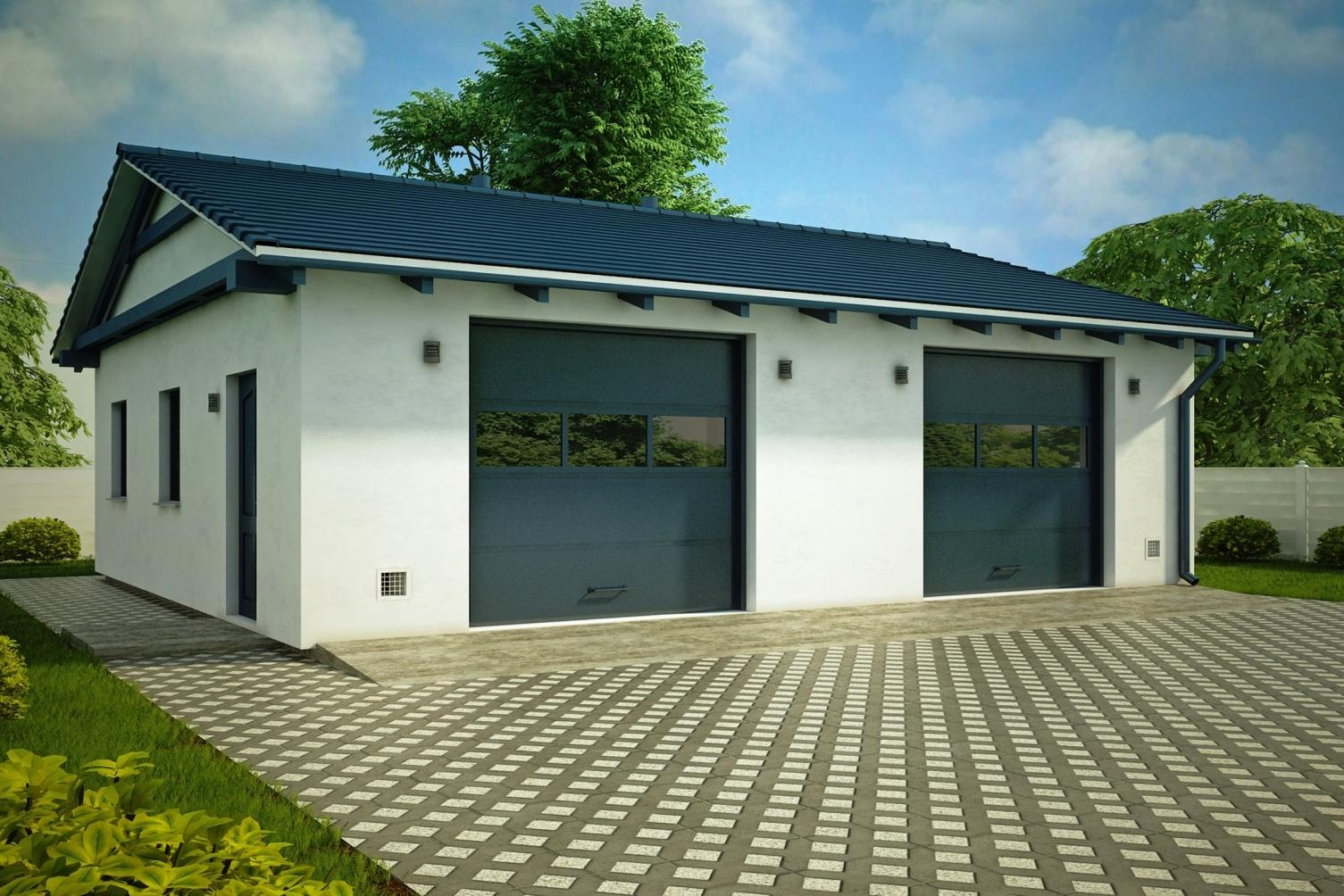 Строительство гаражей под ключ в Сургуте